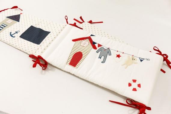 baby lal design online shop f r die baby bettw sche ausstattung strandhaus co nestchen. Black Bedroom Furniture Sets. Home Design Ideas