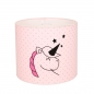 Preview: ★ Ø35 XL Lampenschirm EINHORN sleepy eye, Lampe