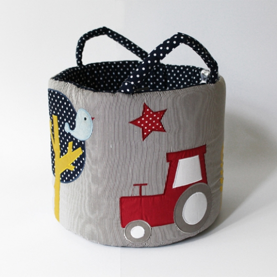 baby lal by peri interior for kids aus berlin 35 maxi spielzeug tasche utensilo mit. Black Bedroom Furniture Sets. Home Design Ideas