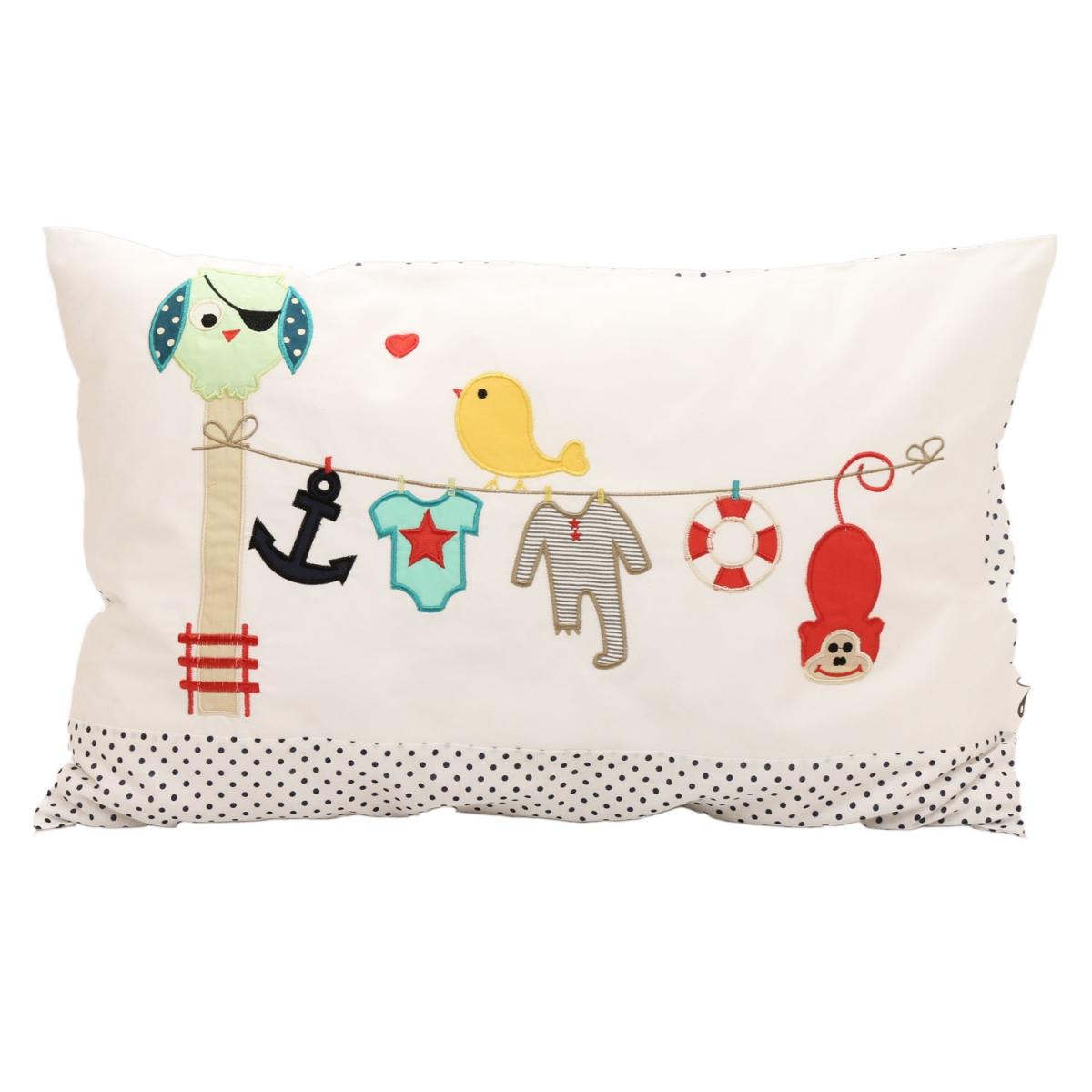 baby lal by peri interior for kids aus berlin eule affe kissen mit name namenskissen. Black Bedroom Furniture Sets. Home Design Ideas